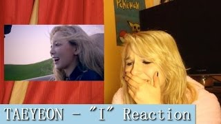 "getlinkyoutube.com-TAEYEON - ""I"" (feat. Verbal Jint) MV Reaction"