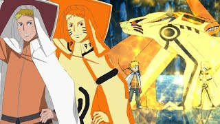 getlinkyoutube.com-Naruto Nanadaime Transform y Bijuu Mode - Mi Char Mugen