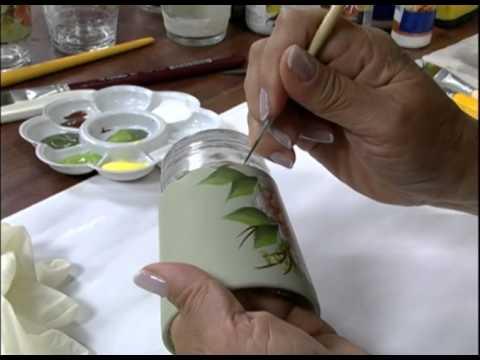 Mulher.com 16/01/2013 Mamiko Yamashita Barletta - Reciclagem de vidro 1/2