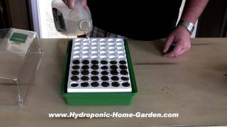 getlinkyoutube.com-UltraGrow Seed Starter & Propagation System