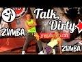 Zumba Fitness - Talk Dirty To Me - Jason Derulo