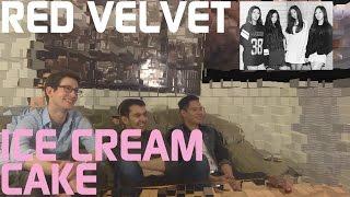 getlinkyoutube.com-Red Velvet - Ice Cream Cake Music Video Reaction, Non-Kpop Fan Reaction [HD]