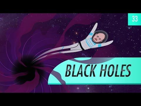 Black Holes: Crash Course Astronomy #33