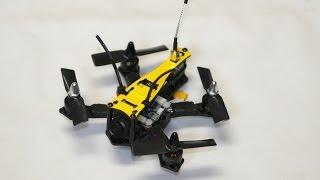 getlinkyoutube.com-Vespa125 Micro Quadcopter  4S version