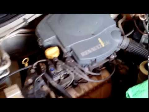 Где в Dacia Logan находится датчик кислорода