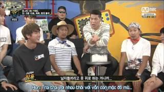 getlinkyoutube.com-[BangTanSodamn][Vietsub] 150622 BTS @ YaManTV - Jin cấu vếu Jungkook
