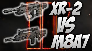 "getlinkyoutube.com-Black Ops 3: ""XR-2"" vs ""M8A7"" 