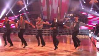 DWTS Pro Males Perform - Opening Season 9