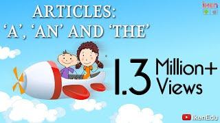 getlinkyoutube.com-English Grammar: Proper uses of Articles  A, An, The