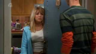 getlinkyoutube.com-Kaley Cuoco / Penny shows nipples - Best see through scenes from The Big Bang Theory