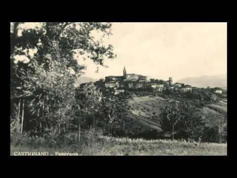 Album antiche cartoline di Castignano (AP)