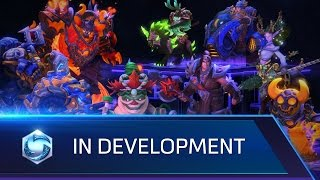Heroes of the Storm - Varian, Ragnaros, Skins, and Mounts