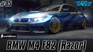 Need For Speed No Limits [iPhone 6S]: BMW M4 F82 (Razor) | Return of Razor (Chapter 5)