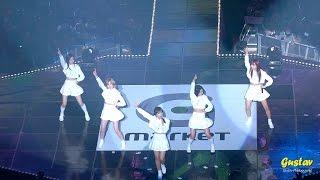getlinkyoutube.com-[직캠/FANCAM] 151104 에이핑크 (Apink) 미스터 츄 (Mr, Chu), 리멤버 (Remember) 외 2곡 @ G 마켓 Stage 7 콘서트
