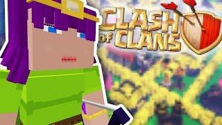 Minecraft CLASH OF CLANS MOD
