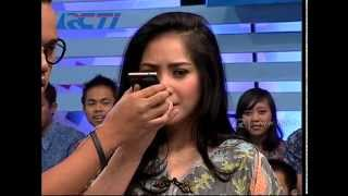 getlinkyoutube.com-Raffi gak Dateng, Nagita Slavina Udah Bawain Makanan - dahSyat 21 Juni 2014