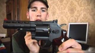 getlinkyoutube.com-WG 701 - Revolver Airsoft Recensione PT. 1/2 (ITA)