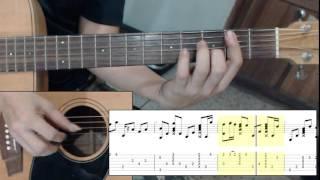 getlinkyoutube.com-ผัวเก่า เมียเก่า COVER  บรรเลง Guitar  & TAB [ fingerstyle ]