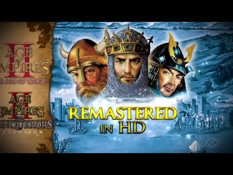 Age of Empires II HD Edition Announcement Trailer