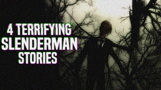 4 Terrifying Slenderman Stories