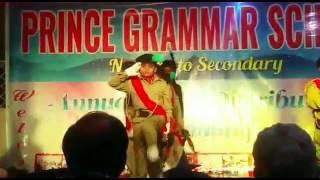 Hum tere sipahi hain performed by prince grammar school