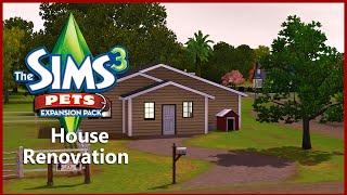 getlinkyoutube.com-Let's Play: The Sims 3 Pets - House Renovation