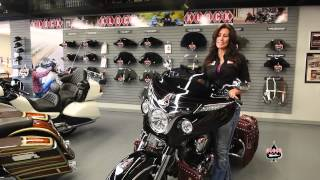 getlinkyoutube.com-Klock Werks Flare™ Windshield for Indian Motorcycles
