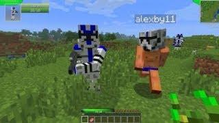 """getlinkyoutube.com-""""El Poder de la Fuerza!"""" - Star Wars Mod Serie - Ep.1 c/ Alexby - Minecraft"""