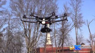 getlinkyoutube.com-DJI S800 Evo Flight Video for RCGroups.com Review