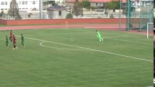 Anagold 24 Erzincanspor - Serik Belediyespor 2-2