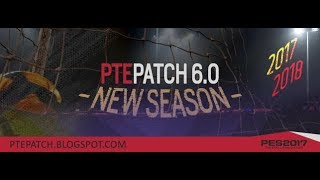 PES 2017 PTE Patch 5.0 AIO (DP3) 05/03/2017 TORRENT +Direct links