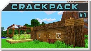 getlinkyoutube.com-Nya maskiner, Nya möjligheter! - Minecraft CrackPack #1