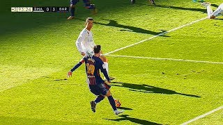 Ballon d'Or 2018 ● 7 Biggest Matches of The Season OWNED by Lionel Messi ||HD||