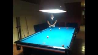 getlinkyoutube.com-Super jugador de pool con el pene