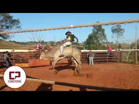 Jovem de 25 anos perde a vida enquanto participava de um treino de montaria em touros em Campina da Lagoa