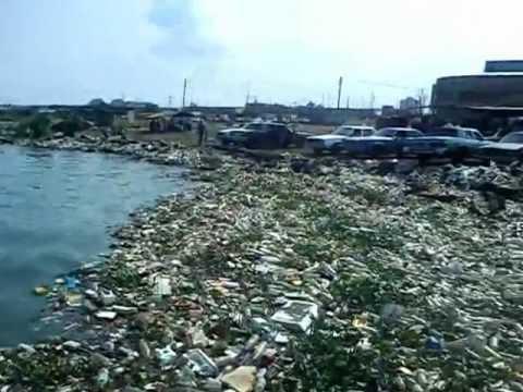 video sirena lago maracaibo: