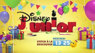 Disney Junior HD France (Full HD) - Adverts & Continuity - May 2013