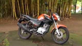 getlinkyoutube.com-Bruno Corano - Yamaha Factor 150 - Moto+