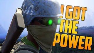 I GOT THE POWER! (H1Z1 King of the Kill)