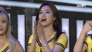 getlinkyoutube.com-160610 2016 K-Pop & Supermodel Festival T-ARA Cut