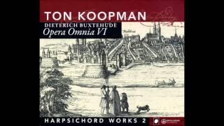 getlinkyoutube.com-Dieterich Buxtehude Harpsichord Works Opera Omnia VI 1/2
