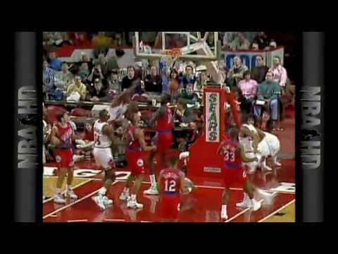Michael Jordan's Top 10 Game Dunks in History (HD)