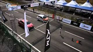 getlinkyoutube.com-TopGear Korea Maximum Speed Lancer Evolution 10 VS Chevrolet Spark