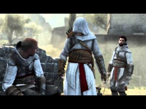 Assassin's Creed Revelations: Altair Memory Mission 1 (Part 1)