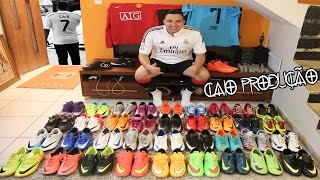 getlinkyoutube.com-Unboxing My Football Nike Mercurial Collection