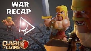 getlinkyoutube.com-Clash Of Clans - War Recap Th10&Th9 [War System BR]