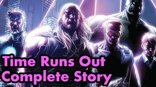 getlinkyoutube.com-Time Runs Out - Road To Secret Wars (2015) - The Complete Story