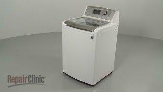 getlinkyoutube.com-LG Top-Load Washer Disassembly – Washing Machine Repair Help