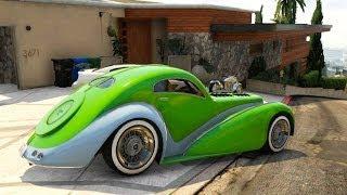 getlinkyoutube.com-GTA 5 - Gameplay Customizing Truffade Z Type and Racing - Part 20
