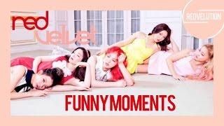 getlinkyoutube.com-Red Velvet Funny Moments 레드벨벳 웃긴영상 part 1   redvelution